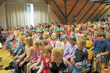 Schulfest in Nienborg