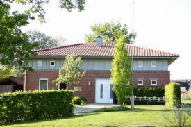 Vereinshaus des ASV in der Niestadt