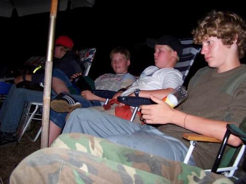 zeltlager 2004 31